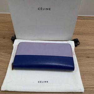 Celine Zip Around Wallet